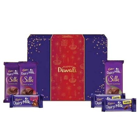 Cadbury Dairy Milk Assorted Chocolate Hamper