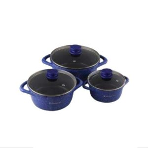 Wonderchef Ceramide Casserole Cookware Set