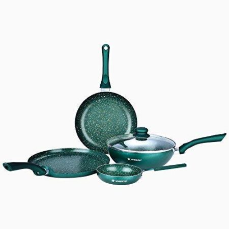 Wonderchef Royal Velvet Cookware Set