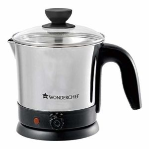 Wonderchef Prato Multi-cook Kettle 1.2L | Kitchen Appliances