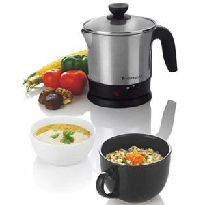Wonderchef Prato Multi-cook Kettle 1.2L