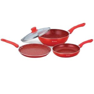 Wonderchef Royal Velvet Plus Cookware Set