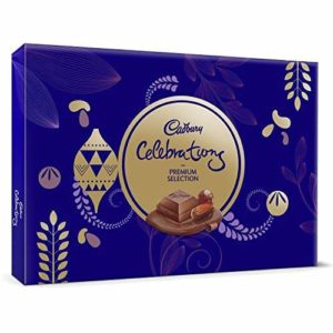Cadbury Celebration Premium Selection Chocolate Hamper