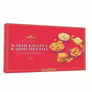 Haldiram Kabhi Khatta Kabhi Meetha Mix Hamper - 760g