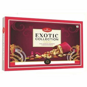 Haldiram Exotic Collection Hamper - 650 gms