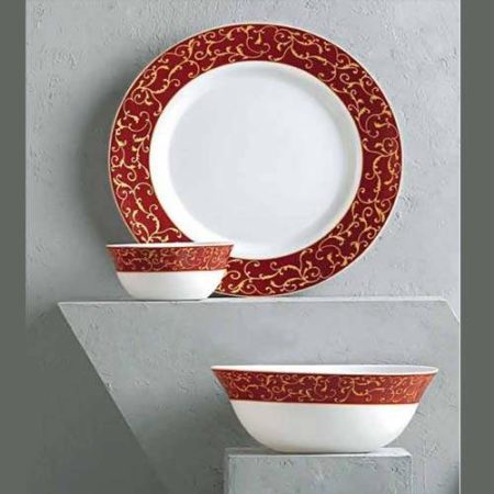 La opala dinner set