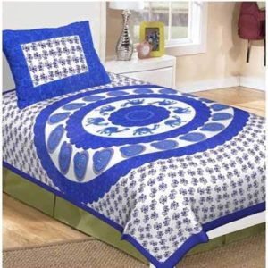 Welspun Symphony Single Bed Sheet
