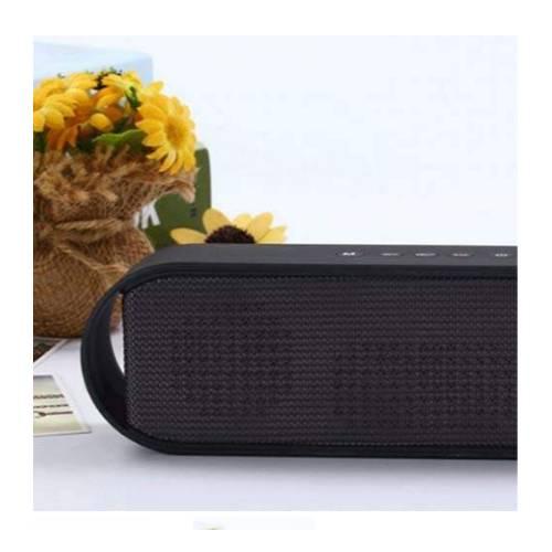 Pebble Groove Slide Bluetooth Speaker