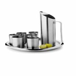 Stainless steel Plain Lemon Set