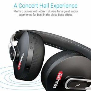 Portronics, bluetooth headphone