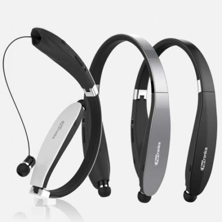Portronics Harmonics 200 Wireless Stereo Neckband Headset