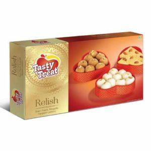Tasty Treat Namkeen Relish Hamper