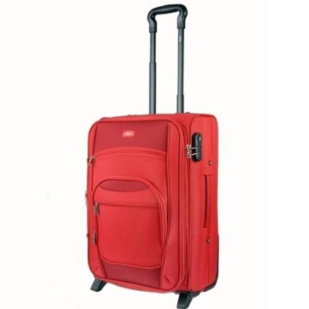 VIP Cambridge Strolly 56cm ( 2 Wheels ) Luggage Trolley Bag