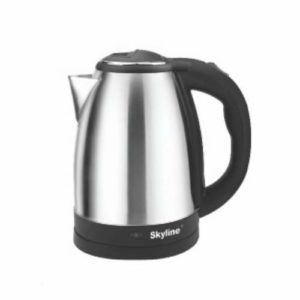 Skyline Kettle 1.2Ltr Steel | VTL 5007 | Kitchen Appliances