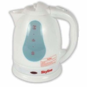 Skyline Plastic Kettle 1.8Ltr - VTL 5012 | Kitchen Appliances