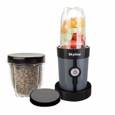 Skyline Mixer Grinder Nutri-Mix 2 Jars