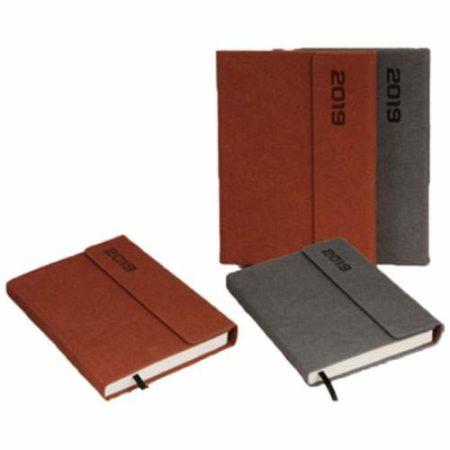 3 Fold A5 Diary