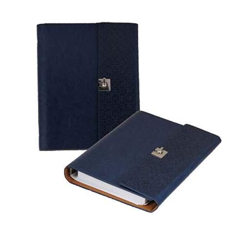 Organiser Diary 3 Fold with Center Lock