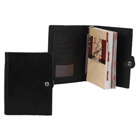 Organizer Diary With Center Hold & Magnetic Button