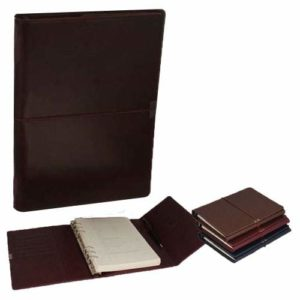 Angel Organizer Notebook Centre Elastic with Pen Inside