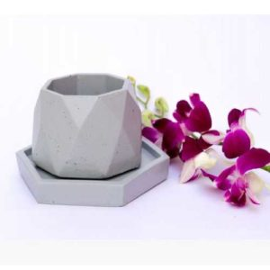 Diamond Shape Planter