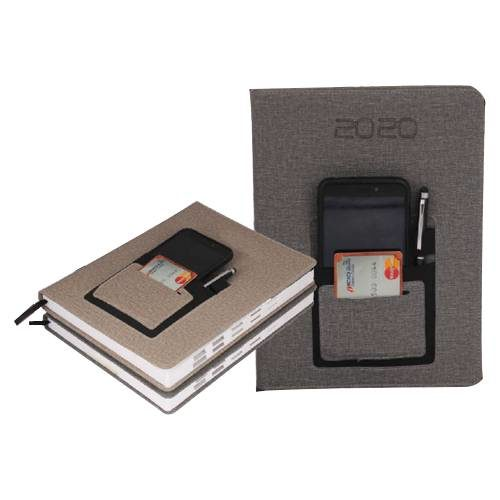 Angel Diary With Center Mobile & Card Pocket 2020