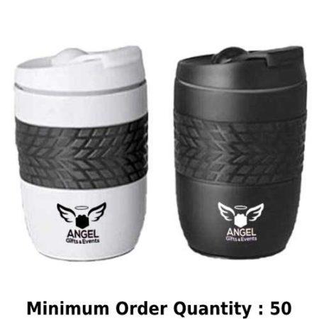Ferrero Stainless Steel Magic Coffee Mug | Logo Mugs