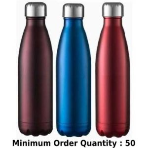 Double Wall Hot & Cold Steel Bottle 500 ml
