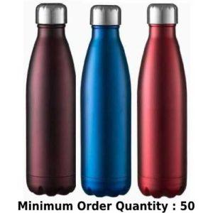 Double Wall Hot & Cold Steel Bottle 500 ml