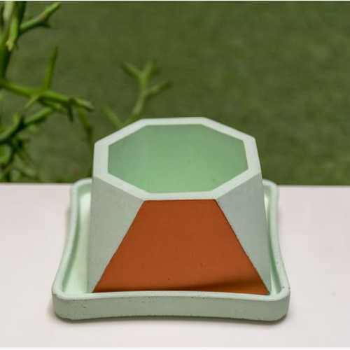 Glitter Bowl Planter