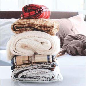 Swayam Remige Fleece Blanket
