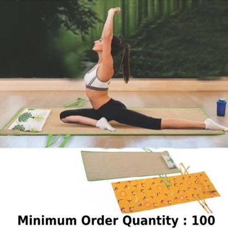 Eco Friendly Yoga Mat