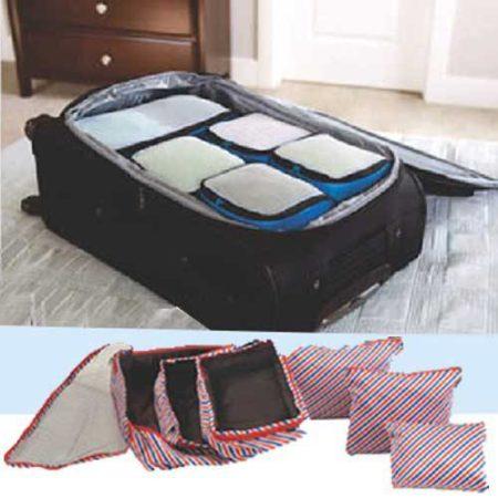 Suitcase Organizer -6 Pcs Bag Set