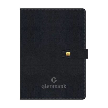 Notebook Diary with Pen & Lock - A539