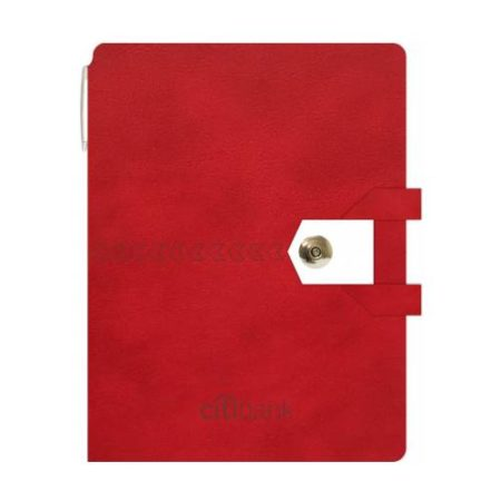 Notebook Diary with Pen & Lock - A544