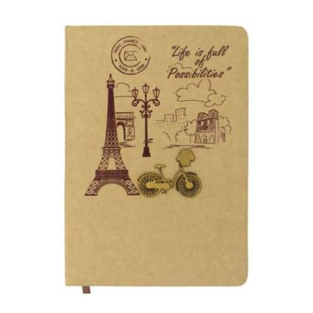 Craft Cover Notebook Diary - A550