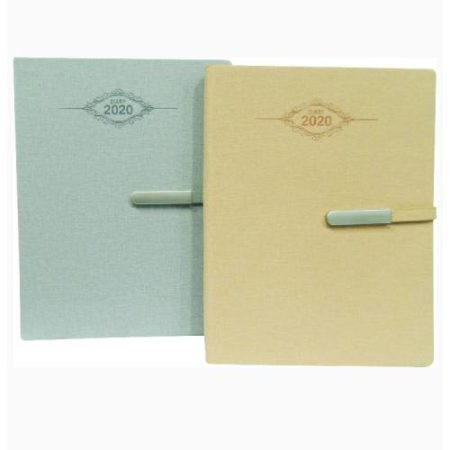 Leatherite PU Cover Diary 2020 | 4105