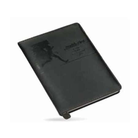 Angel Health First Leatherite PU Cover Diary