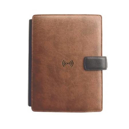 """Angel Functional Diary Organiser With inbuilt Power Bank"""