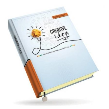 Angel Creative Idea Pictorial Diary