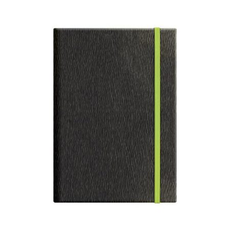Angel Wood Textured PU Cover Notebook Diary