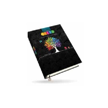 Angel Multi-colour Pictorial Diary
