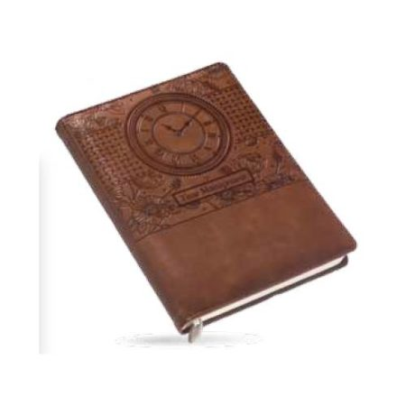 Angel Time Management Leatherite PU Cover Diary