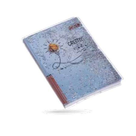 Angel Creative Idea Leatherite PU Cover Diary