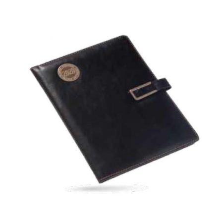 Angel Be the Change Leatherite PU Cover Diary