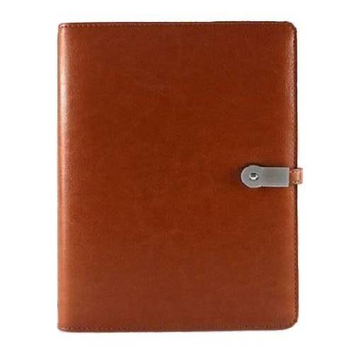 Tech Diary With 4000 mah Power Bank