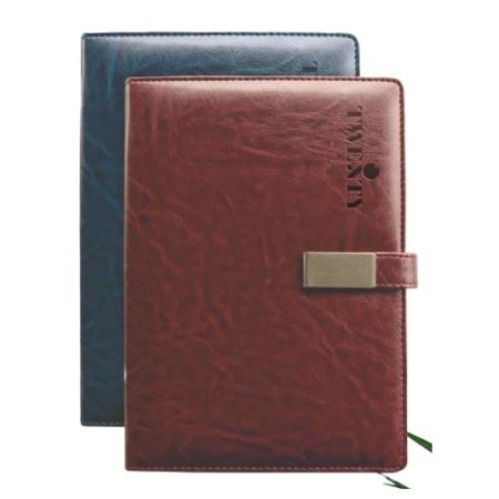 Textured Cover with Magnetic Closure 2020 Diary