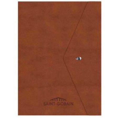 Angel Notebook Diary with Flap & Lock - A535