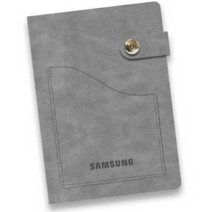 Angel Notebook Diary with Pocket- A541