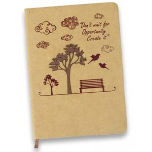 Angel Craft Cover Notebook Diary - A546